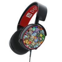 SteelSeries představuje speciální Dota 2 edici headsetu Arctis 5