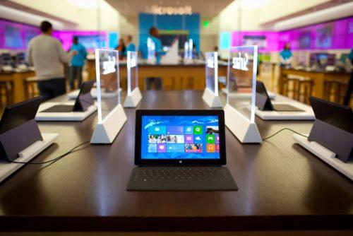 Finanční výsledky Microsoftu překonaly očekávání