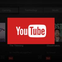 Update YouTube aplikace pro Shield TV přináší spoustu změn