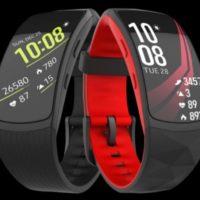 Evan Blass prozradil cenu chytrého náramku Samsung Gear Fit 2 Pro