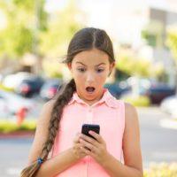 Téměř čtvrtina dětí dostane svůj mobil už v předškolním věku