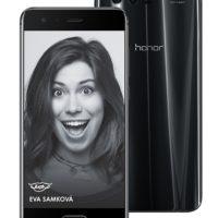 Povedený Honor 9 je nově k dostání i v černé variantě