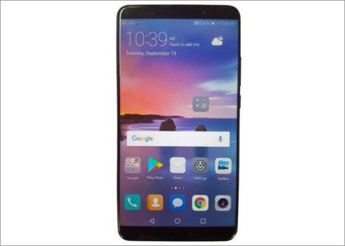 Huawei Mate 10 se u nás prodávat nebude