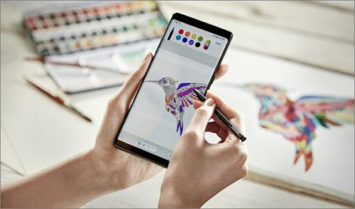 Do prodeje jde zítra Samsung Galaxy Note8