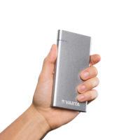 Varta Slim Power Bank: tenká powerbanka s vysokou kapacitou
