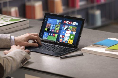 Alcatel PLUS 12: přenosné zařízení typu 2v1 s Windows 10