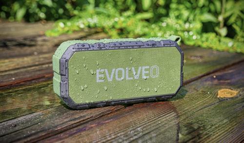 Nový reproduktor Evolveo nese označení Armor FX