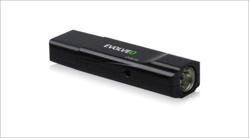EVOLVEO Sigma T2: tuner s podporou H.265/HEVC