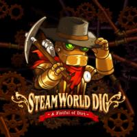 Stáhněte si zdarma z Originu líbivou hopsačku SteamWorld Dig