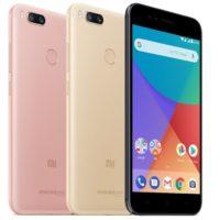 Xiaomi Mi A1 dorazí s duálním fotoaparátem a čistým Androidem Nougat