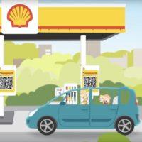 V Česku je první myčka Shell na světě, kde zaplatíte smartphonem
