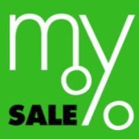 Stáhněte si aplikaci My.Sale a nechte se informovat o slevách ve vašem okolí