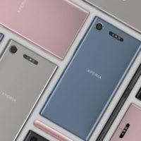 Známe české ceny telefonů Sony Xperia XZ1 a Xperia XZ1 Compact