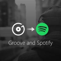 Microsoft končí se službou Groove Music, uživatele převede na Spotify