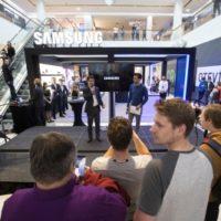 Samsung otevřel v obchodním centru Chodov interaktivní Galaxy Studio
