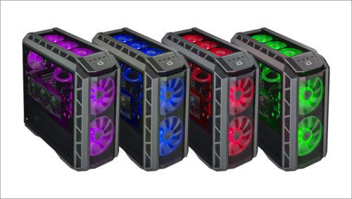 Cooler Master představuje počítačovou skříň MasterCase H500P