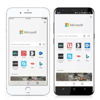 Prohlížeč Microsoftu zamíří na smartphony s iOS a Androidem