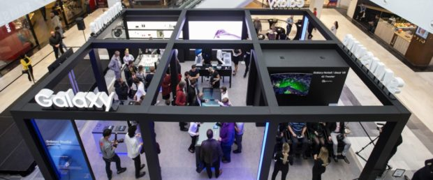 V Samsung Galaxy Studiu se na workshopech představí tým eSuba