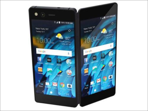 Huawei pracuje na skládacím telefonu