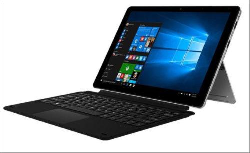Chuwi SurBook Mini je kompaktní hybrid s Windows 10
