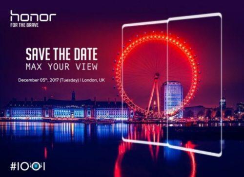 Na konci roku se dočkáme příchodu phabletu Honor Note 9