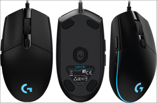 Logitech G203 Prodigy Gaming Mouse dostává aktualizaci firmwaru