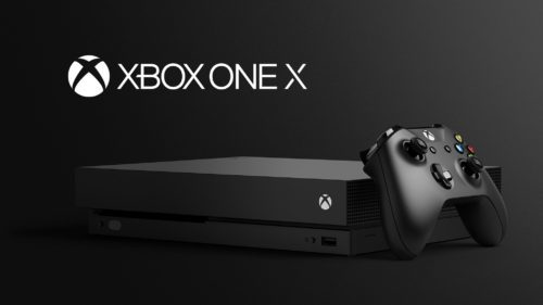 Blíží se zahájení prodeje Xboxu One X
