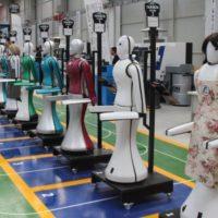 Turecko spouští výrobu robotů v masovém měřítku