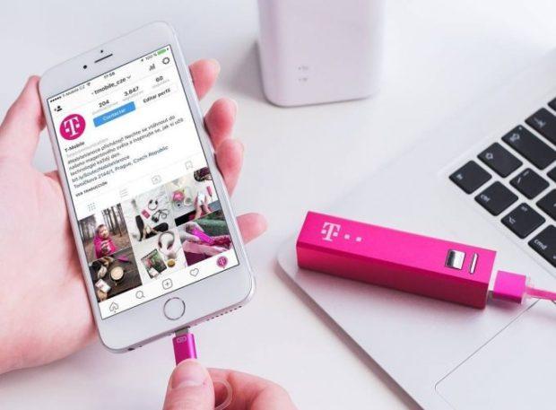 Dvě třetiny zákazníků T-Mobile dobíjí předplacené karty mimo domov