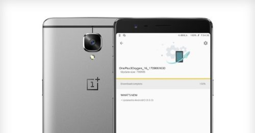 OnePlus aktualizuje telefony 3 a 3T na Android 8.0