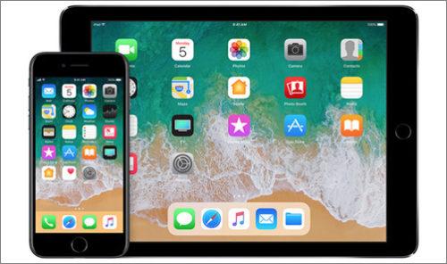 iOS 11 je už nainstalovaný na 59 % přístrojů