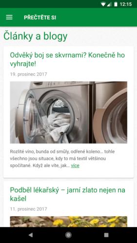 Lékárna.cz spustila mobilní aplikaci pro Android