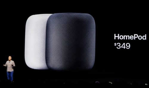 Apple HomePod míří do prodeje