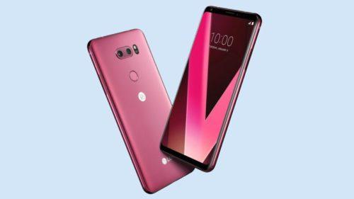 LG V30 přichází v nové barvě