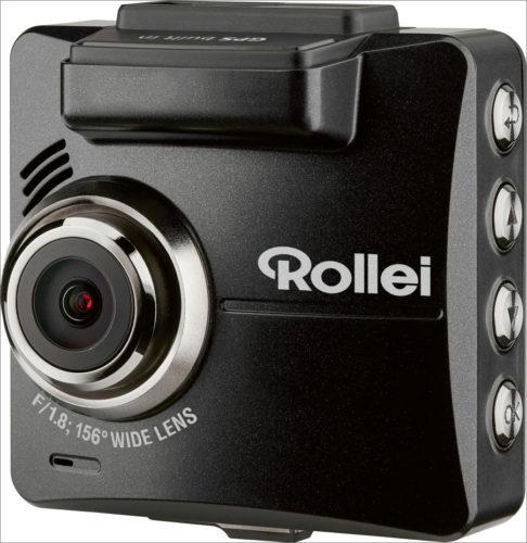 Rollei CarDVR-318: Kamera do auta s rozlišením 2K