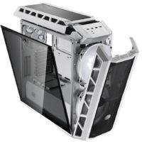 V březnu dorazí líbivý case CM MasterCase H500P Mesh White