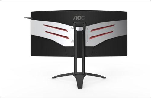 AOC představí zakřivený Agon AG352UCG8 na turnaji v Katowicích
