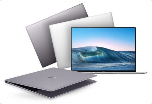 Huawei Matebook Pro: 3K displej a vyskakovací kamera