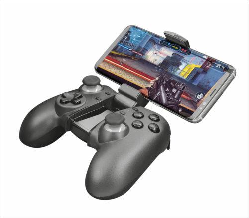 Trust nabízí nové gamepady pro Windows, Android i PlayStation