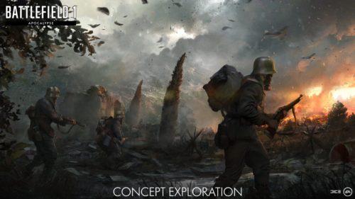Vychází přídavek Apocalypse pro Battlefield 1