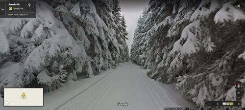 Jizerská 50 už se dá projet v Google Street View