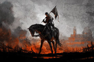 Vychází český herní hit Kingdom Come: Deliverance