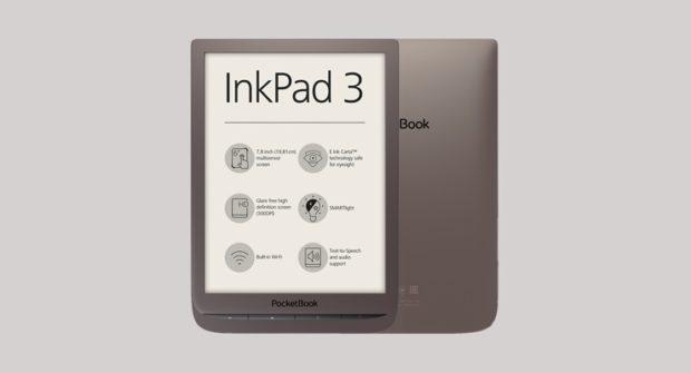 PocketBook InkPad : Menší, lehčí a s lepším displejem