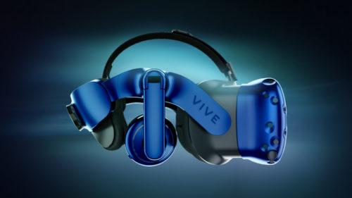 HTC odhalilo cenu headsetu Vive Pro a snižuje cenu původního Vive
