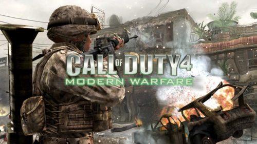 Gunrunners.AOC se s Call of Duty 4 érou rozloučili vítězstvím