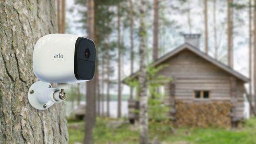 NETGEAR prodává mobilní bezpečnostní kameru Arlo Go