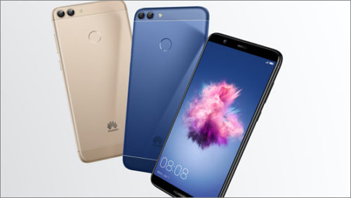 Huawei P smart v prodeji. Konkurenci zatopí