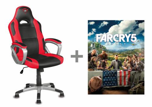 Představují se speciální Far Cry 5 edice od Trust