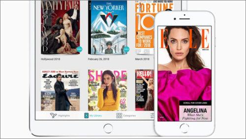 Apple oznámil akvizici služby Texture