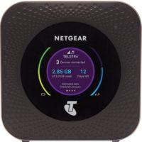 NETGEAR Nighthawk M1: Extrémně rychlý mobilní LTE router